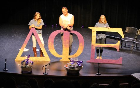 Delta Phi Epsilon Crowns A New Deepher Dude