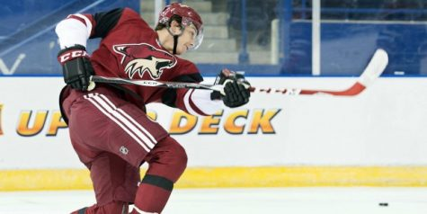 NHL Rookies Look to Make a Difference