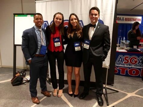 UNH Goes to D.C.