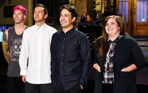 Lin-Manuel Miranda brings Broadway to Saturday Night Live