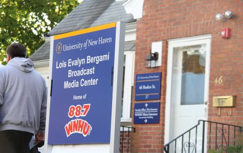 WNHU Studios Renamed Lois Evalyn Bergami Broadcast Media Center