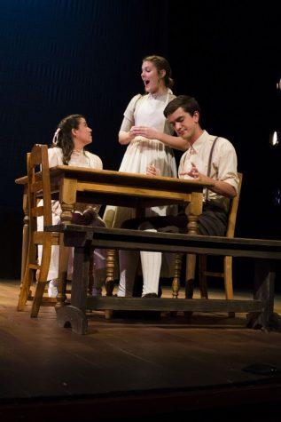 """UNH Theater Puts on """"Our Town"""""""