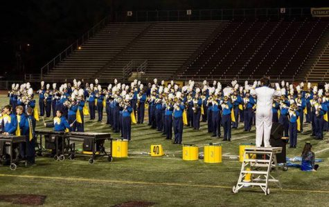Marching Band Seniors Reflect on Their Last Season