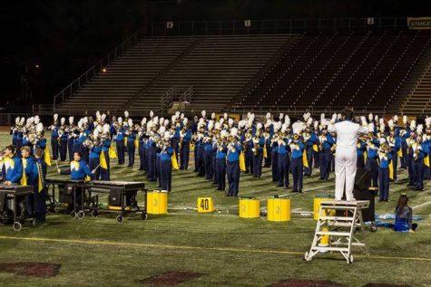 Marching Band Seniors Reflect on Their Last Season