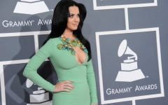 "Katy Perry is ""Chained to the Music"""