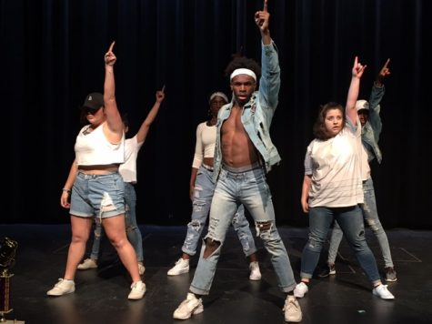 Elite Step Team Demolishes the Competition at Monsoon's Talent Competition