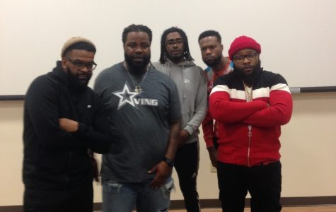BSU Hosts Comedy Routine