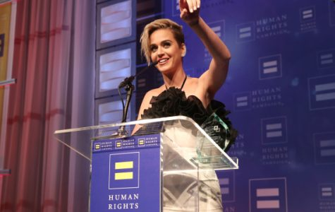Katy Perry Accepts National Equality Award