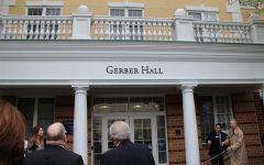 Gerber Hall is Officially Unveiled