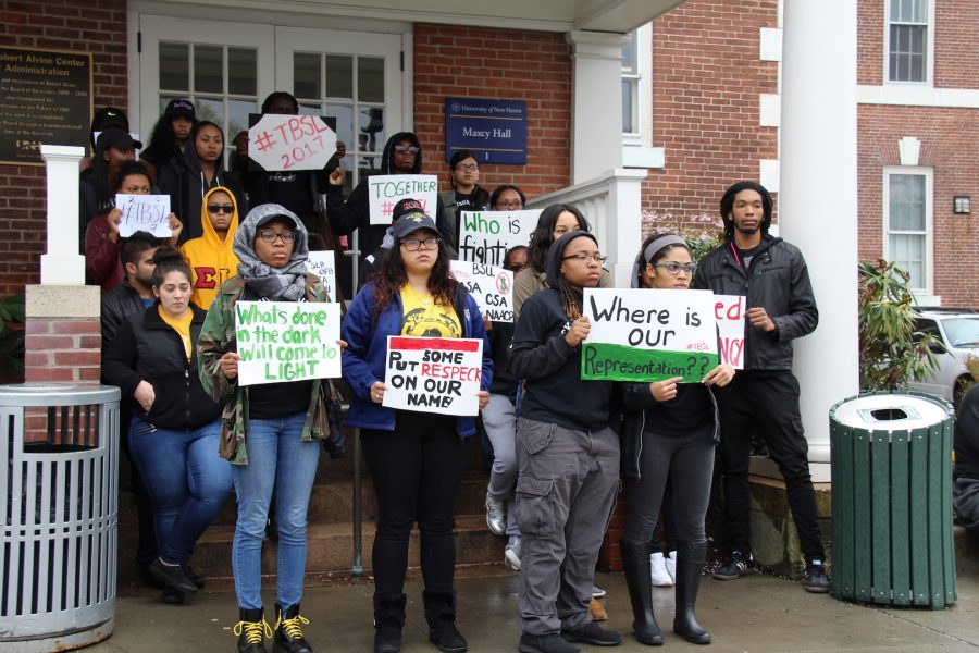 Multicultural Students Hold Silent Protest for Representation