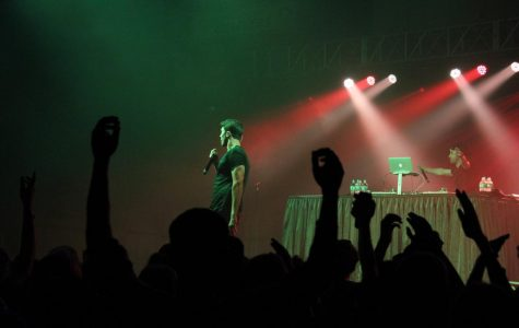 Kid Ink, Timeflies Perform Spring Weekend Concert
