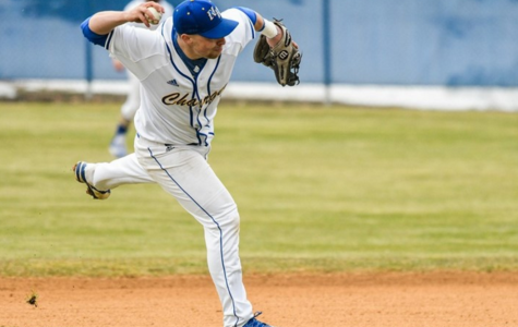 Chargers Baseball Sweeps Doubleheader