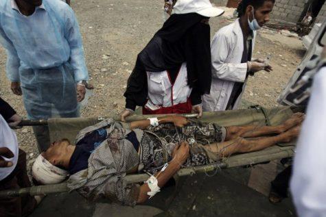 In Resurgence of Yemen Violence
