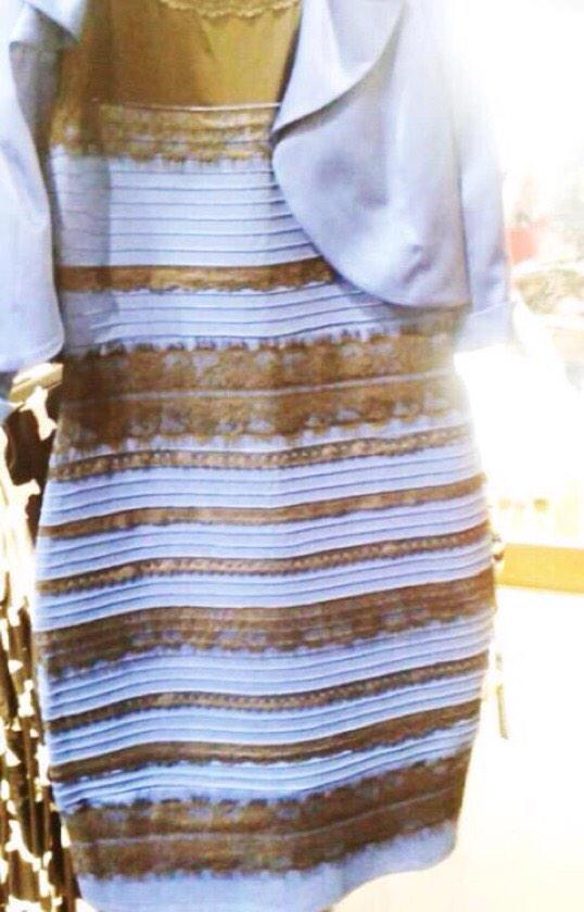 The Charger Bulletin : Blue and black or white and gold: Who Cares?