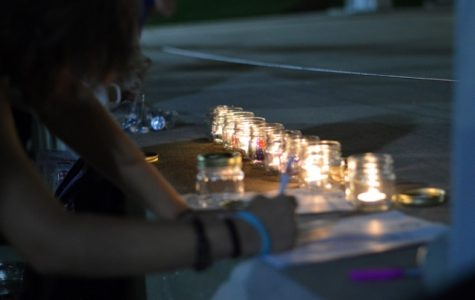 Candlelight in the Quad