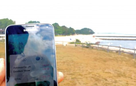West Haven Beaches Attract Pokemon Go Players