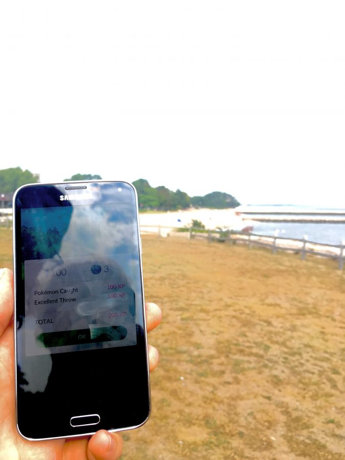 West+Haven+Beaches+Attract+Pokemon+Go+Players