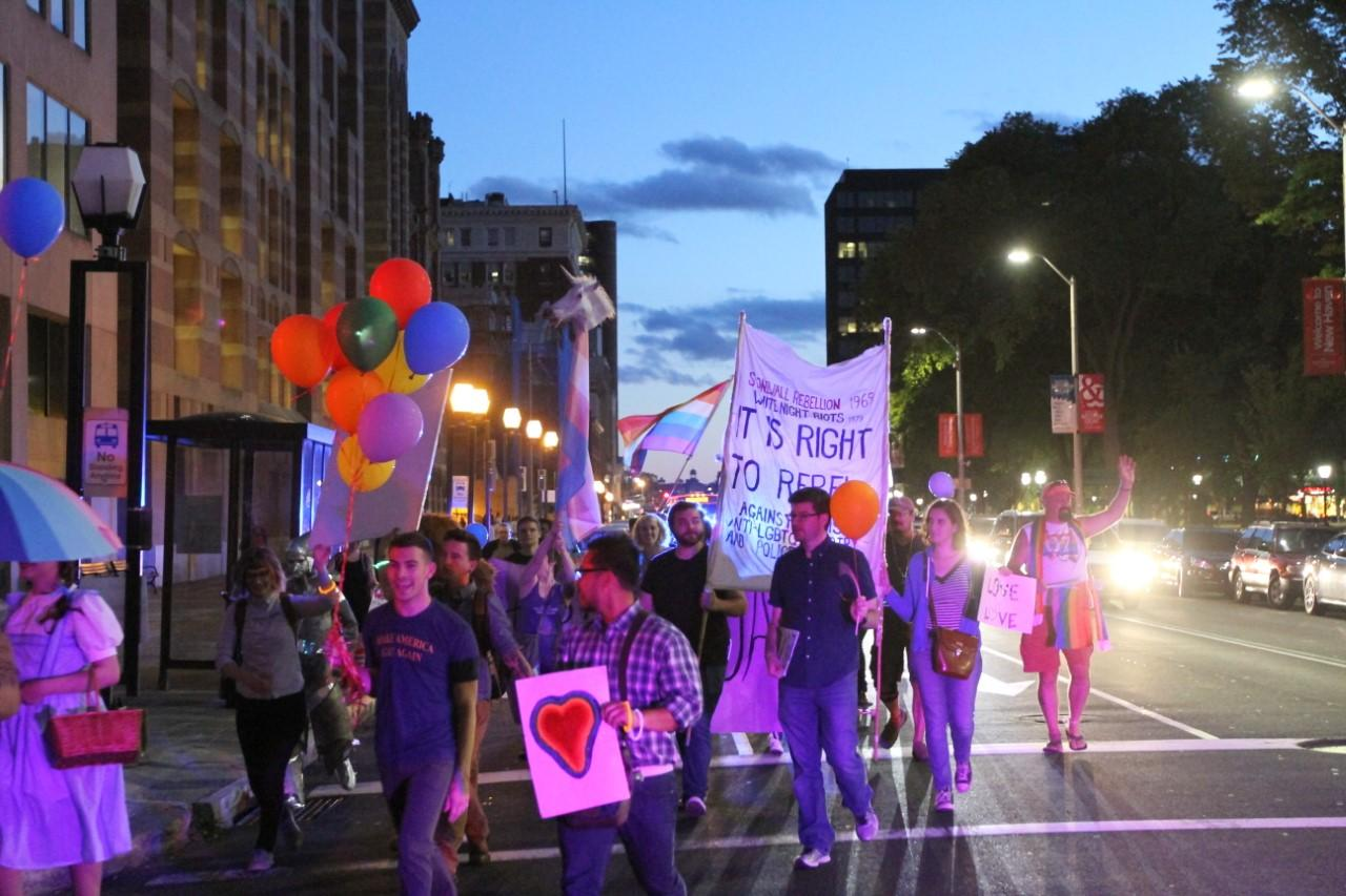 (Photo by New Haven PRIDE)