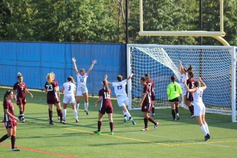 Women's Soccer Defeats St. Thomas Aquinas in Shutout