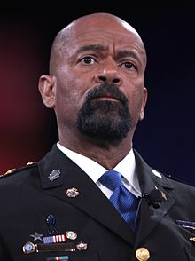 Who is Sheriff David Clarke Jr.?