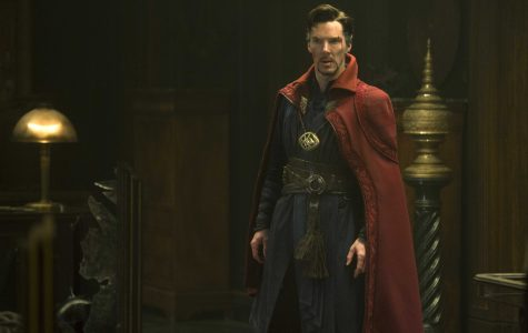 Doctor Strange Makes Magic