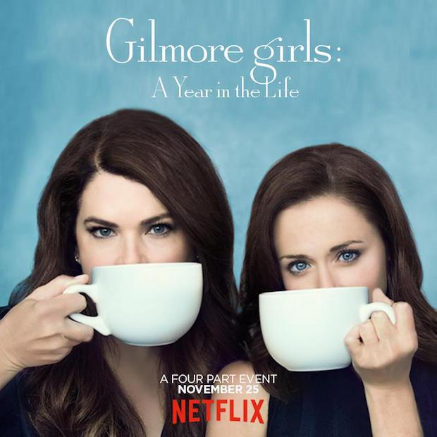 "Gilmore Girls Fans Anticipate ""A Year In The Life"""