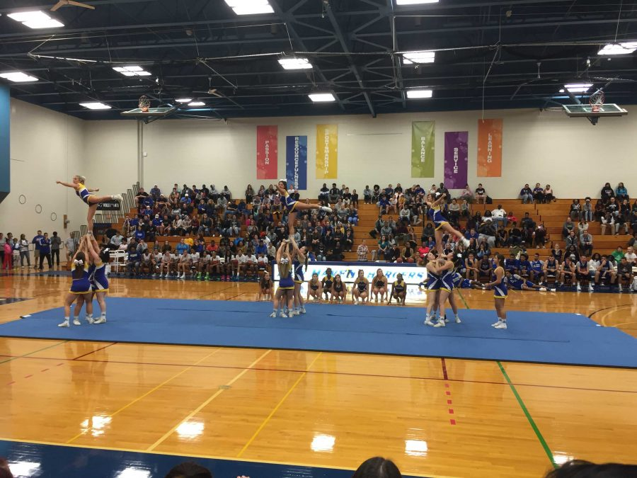 Midnight Madness Rallies Chargers for Winter Sports