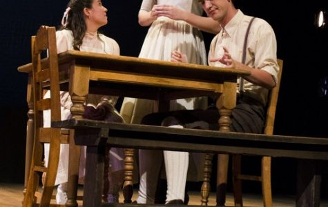 "UNH Theater Puts on ""Our Town"""