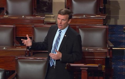 Senator Chris Murphy: Guns, Climate and Congress
