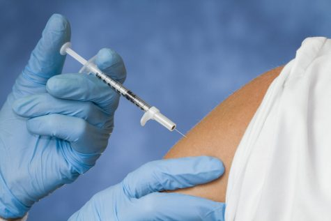 Health Services Offers Flu Shots to Students