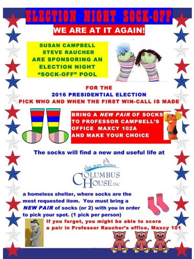 Sock-Off to the Election