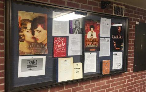 Library Display to Honor Transgender Awareness Week