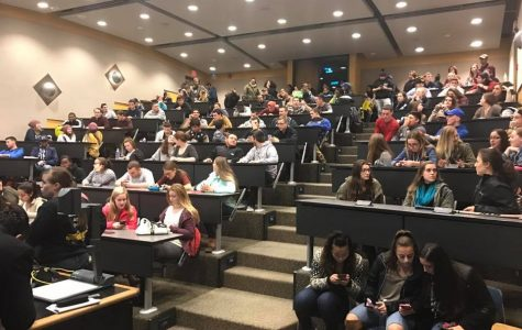 Students Learn About Going Greek