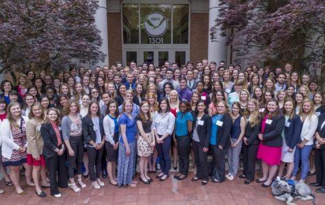 Students Awarded Prestigious Marine Scholarship