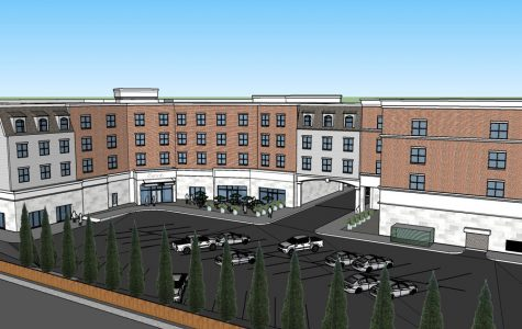 West Haven, UNH Hope for Ripple Effect Around New Housing
