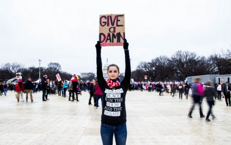This is #WhyWeMarch