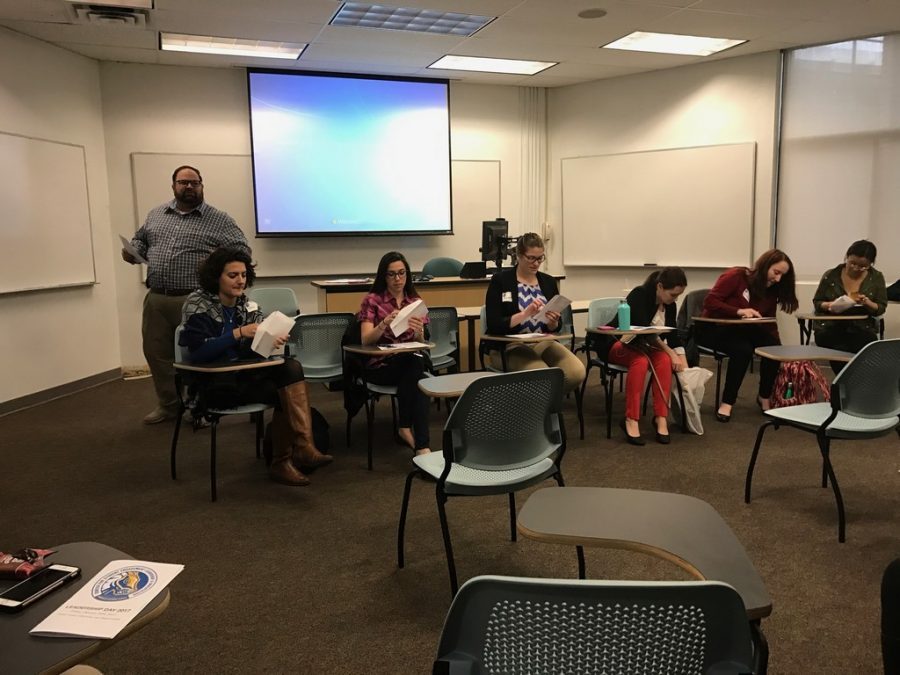 Students Learn from Professionals on Leadership Day