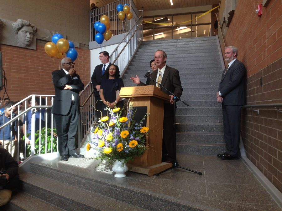 ESUMS Officially Opens With Ribbon-Cutting Ceremony