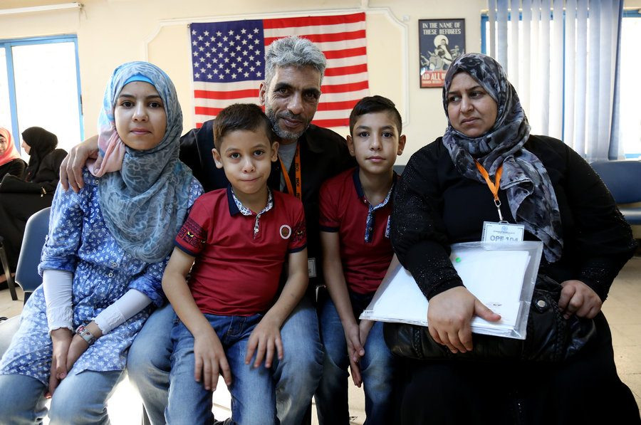 From Refugee to Resident: The Vetting Process