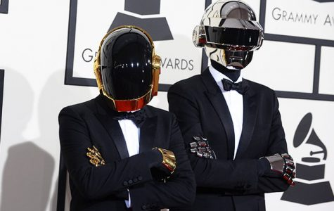 Daft Punk Returns to the Stage