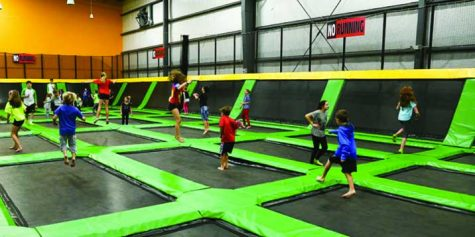 New Trampoline Opens in East Haven