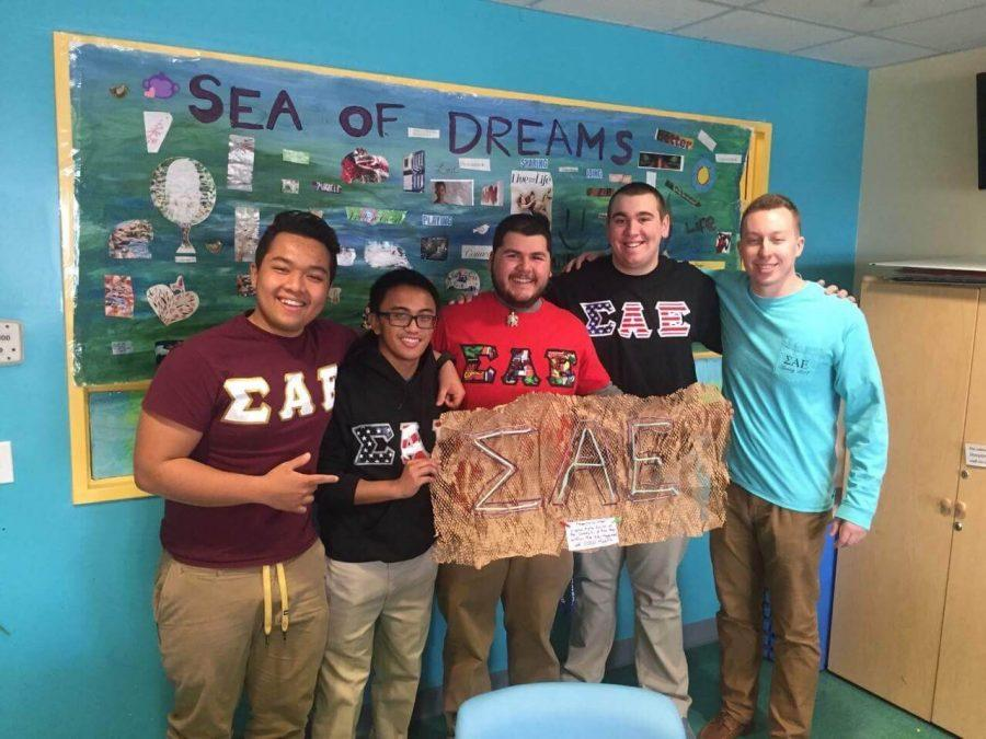 Sigma Alpha Epsilon's Week of Service