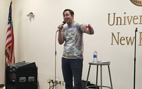 UNH Welcomes Transgender Comedian Jeffrey Jay