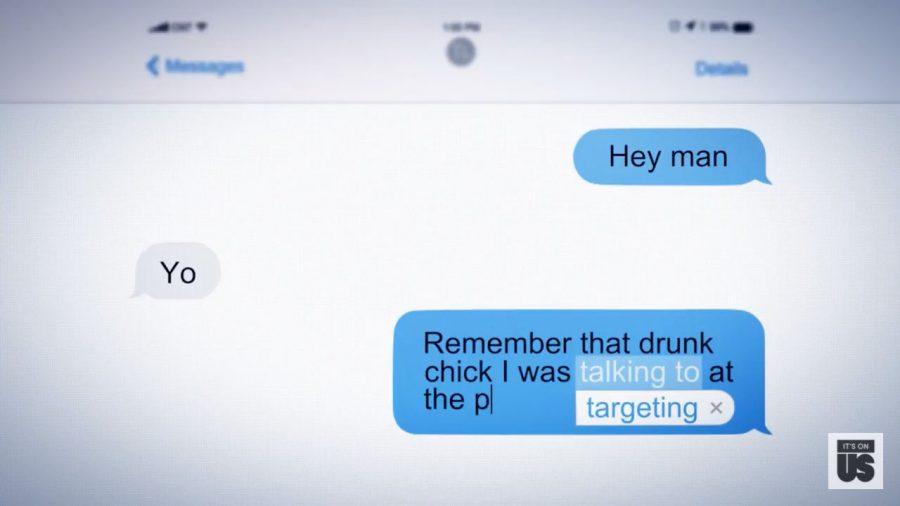 New It's On Us PSA Targets Texting Language
