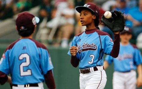 Lessons From Being the Only Girl in Little League
