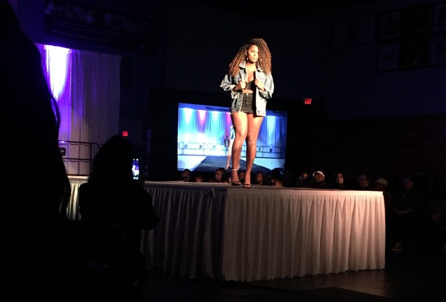 Caribbean Student Association Shows Off Student Fashion