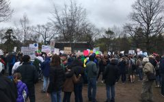 New Haveners March for Science on Earth Day