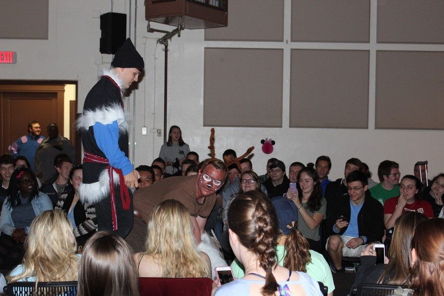 Chi Kappa Rho Hosts Annual Fashion Show