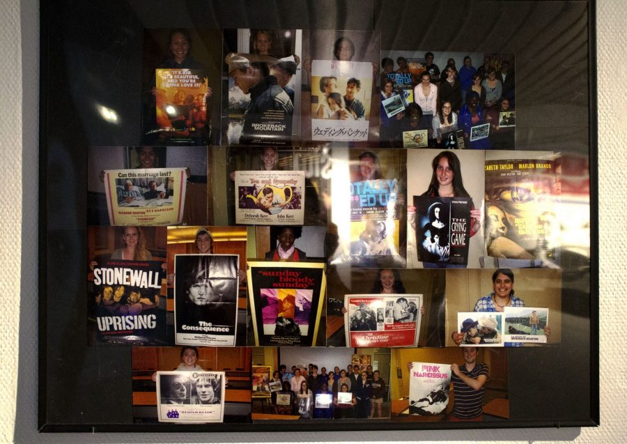 Seton Art Gallery Hosts New Exhibit: History of LGBT Movie Posters