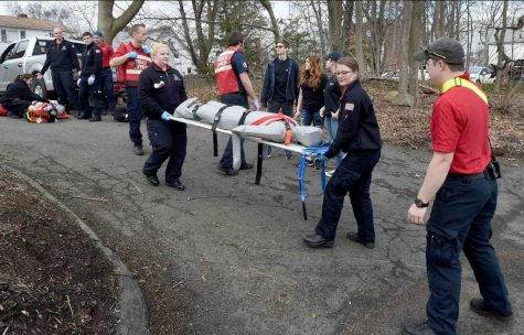Students Prepare for the Worst in Mass Casualty Drill